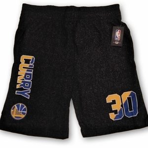 Steph Curry Golden State Warriors Jersey Shorts